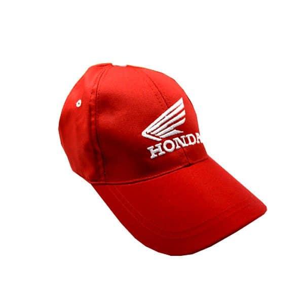 Honda Cap Denim Red
