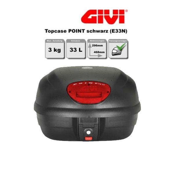 Honda Givi Box E33N