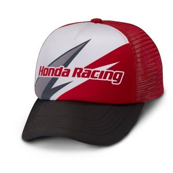 Honda Racing Cap Red