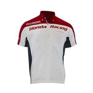 Honda-Racing-Shirt-Red