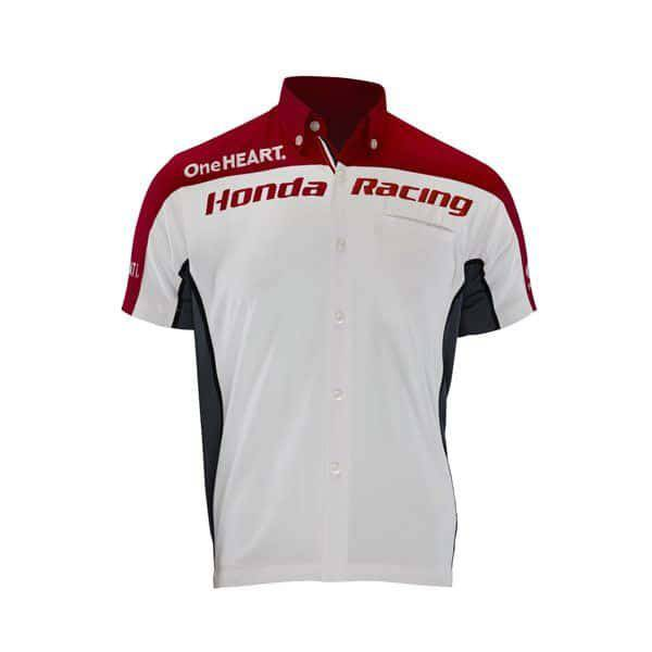 Honda-Racing-Shirt-Red