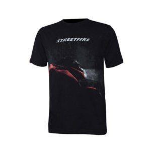 New CB150R Blck T-Shirt-L