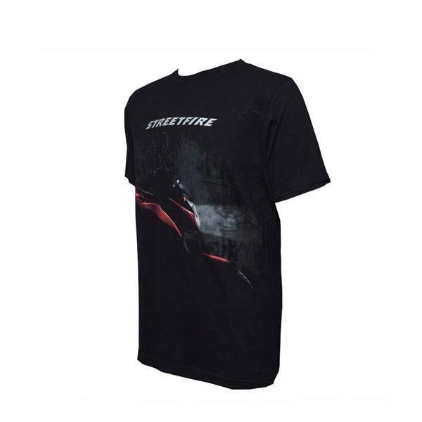 New CB150R T-Shirt Black (S)