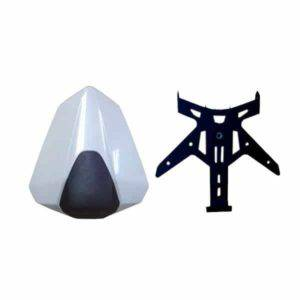 Paket Racing Single Seat Cowl & Fender Eliminator New Honda CBR 150R – White