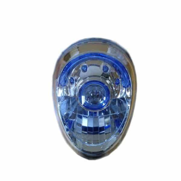 Lampu Depan (Reflektor + Bohlam)  Scoopy eSP