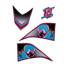 Sticker BeAT POP Art – Black