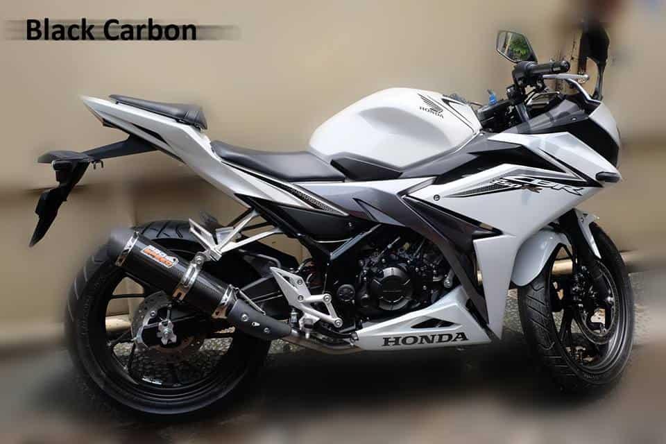 Black Carbon Series