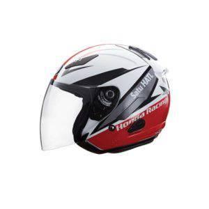 Helm Honda Half Face KYT