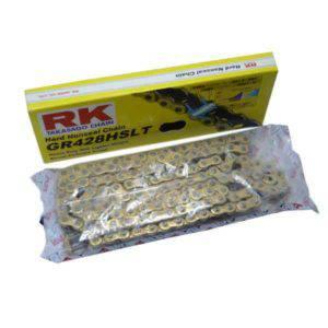 RK Drive Chain Gold GR428HSLT 130L