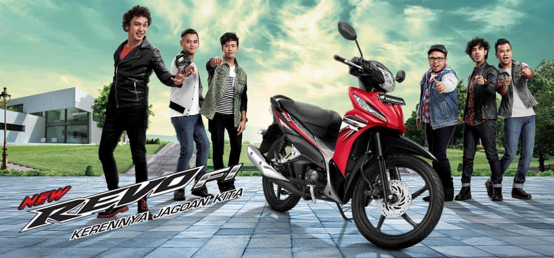 Aksesoris Resmi Honda Revo