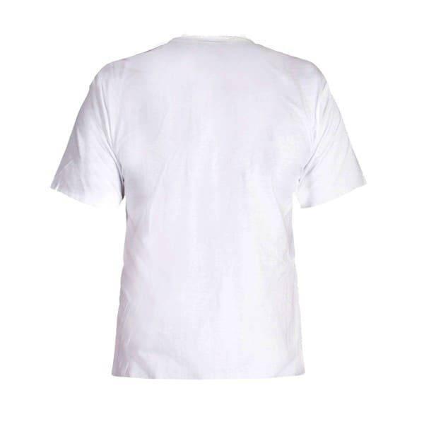 Beat White Pixel T-Shirt (2)