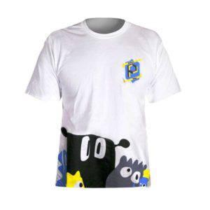 Beat White Pixel T-Shirt