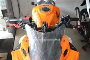Bikers Clutch Lever Handle Kopling (2)