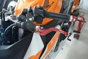 Bikers Clutch Lever Handle Kopling