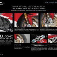 Feature Honda CBR1000RR-SP