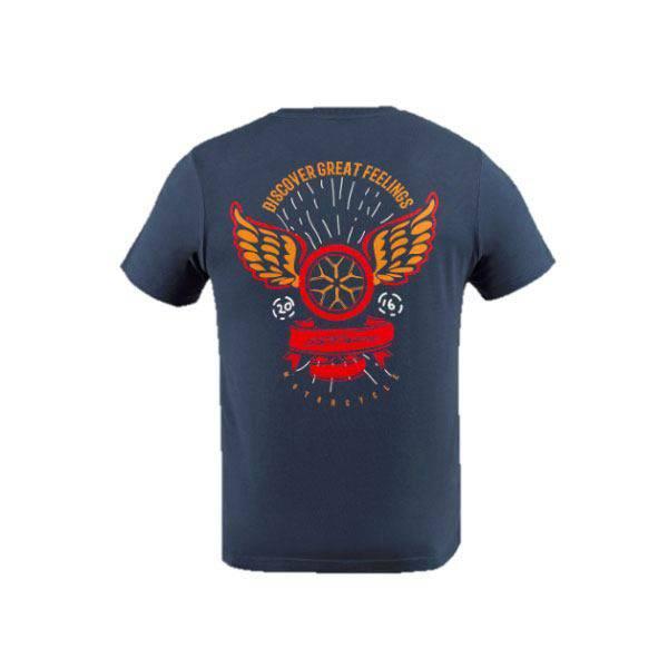 GTR T-Shirt Blue (2)