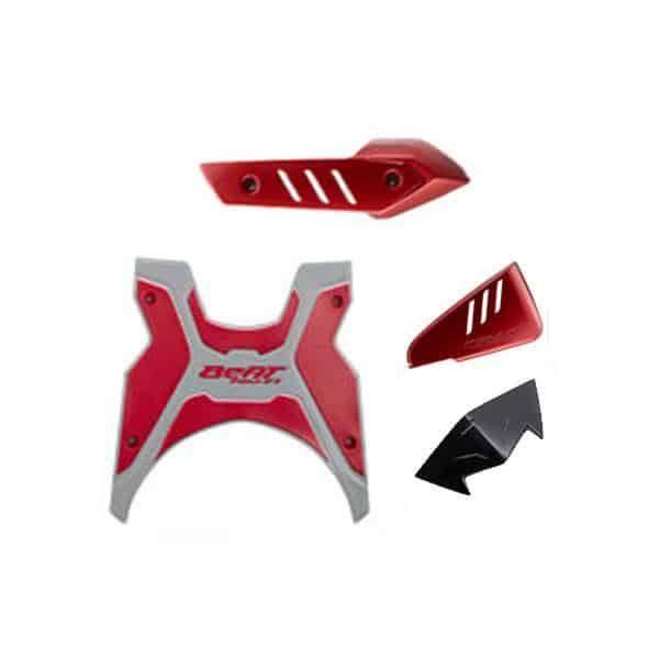 Paket Aksesoris Honda Beat FI Red