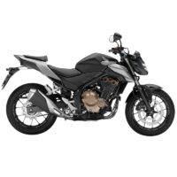 Honda CB500F Gunpowder Black