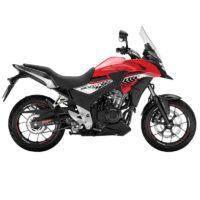 Honda CB500X Millenium Red