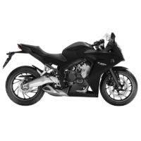 Honda CBR650F Graphite Black