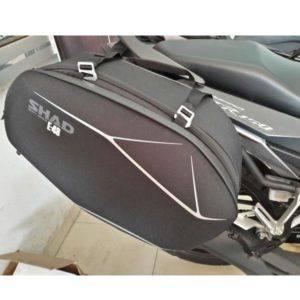 Side Bags & Bracket – SHAD E48 Supra GTR 150