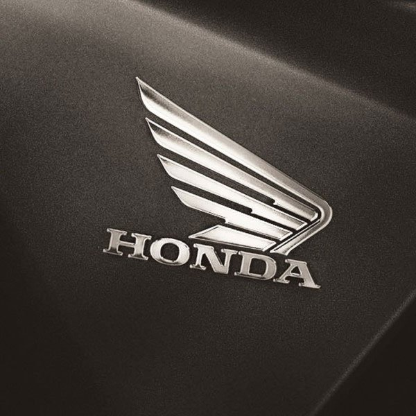 Emblem Sayap Honda