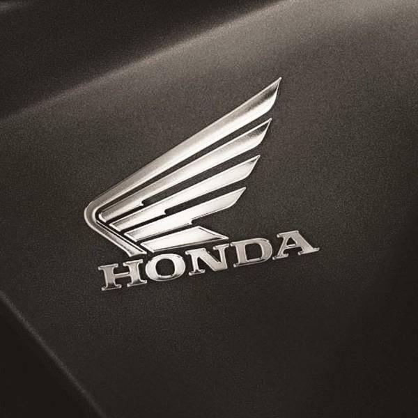 Emblem Wing Sayap Honda 3D