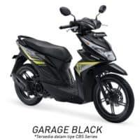Honda BeAT eSP CBS Garage Black