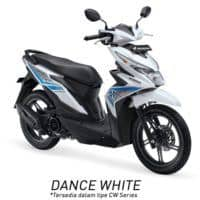 Honda BeAT eSP CW Dance White