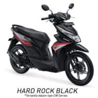 Honda BeAT eSP CW Hard Rock Black
