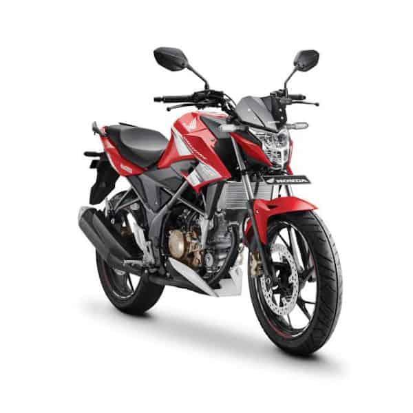New Honda CB150R StreetFire - Honda Racing Red