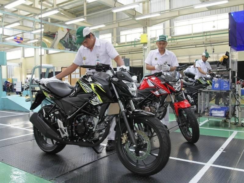 New Honda CB150R StreetFire Tampil Semakin Segar Dengan Varian Warna Baru