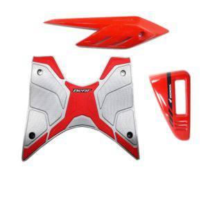 Paket Aksesoris New Honda BeAT Sporty eSP – Red