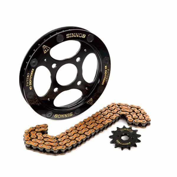 Sinnob Drive Chain Kit Black