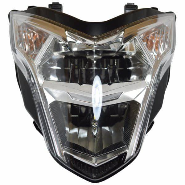 reflektor lampu depan assy head 33100k56n01