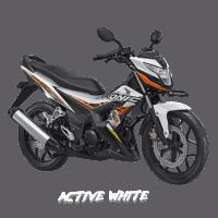Sonic 150R Active White
