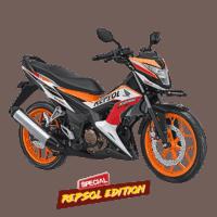 Sonic 150R Special Repsol Edition