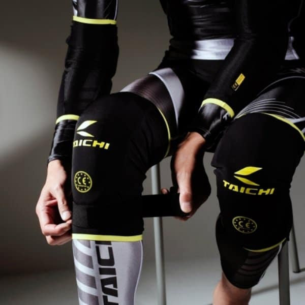 RS TAICHI STEALTH CE KNEE GUARD HARD TRV045 01