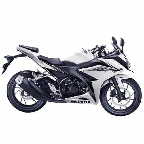 cbr 150r k45g revolution white