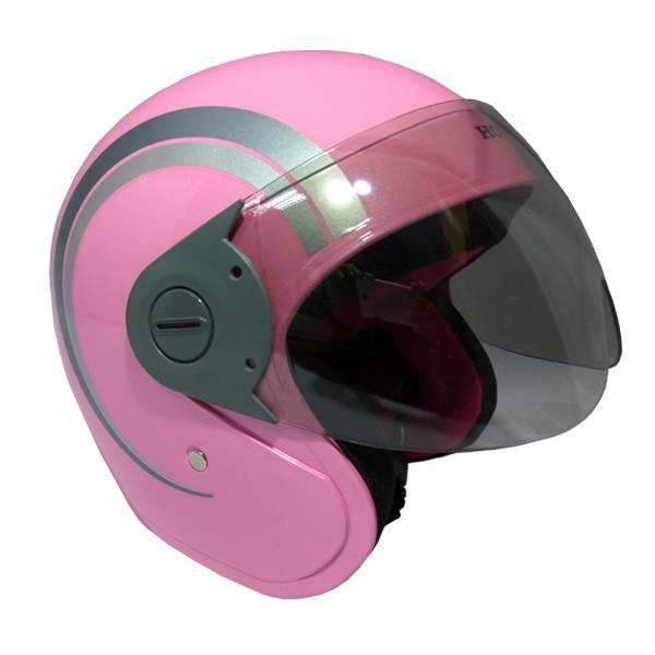Helmet Scoopy – Pink