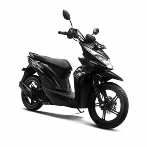 Honda BeAT Street Black