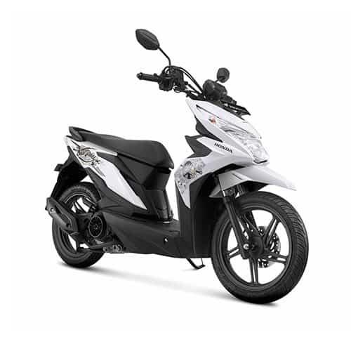 Honda BeAT Street White