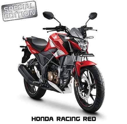 honda cb150r streetfire k15g special edition honda racing-red