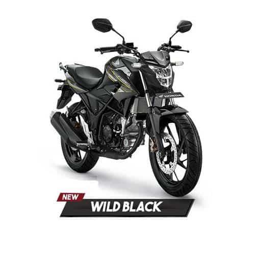 Honda New CB150R StreetFire Wild Black 2