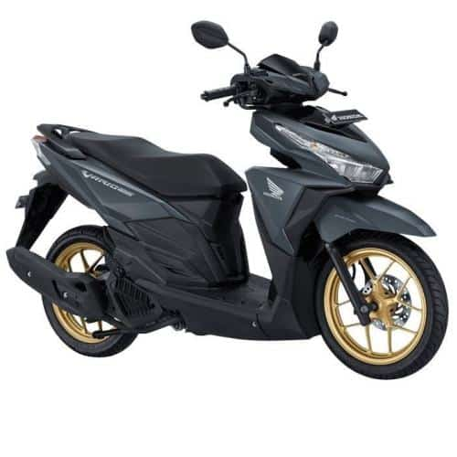 Honda Vario 150 eSP Exclusive Matte Black 3