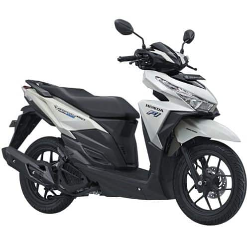 honda vario 150 esp exclusive pearl white