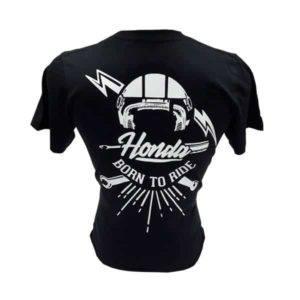 Street Black T-Shirt