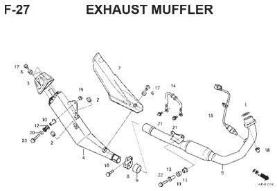 f27 exhaust muffler