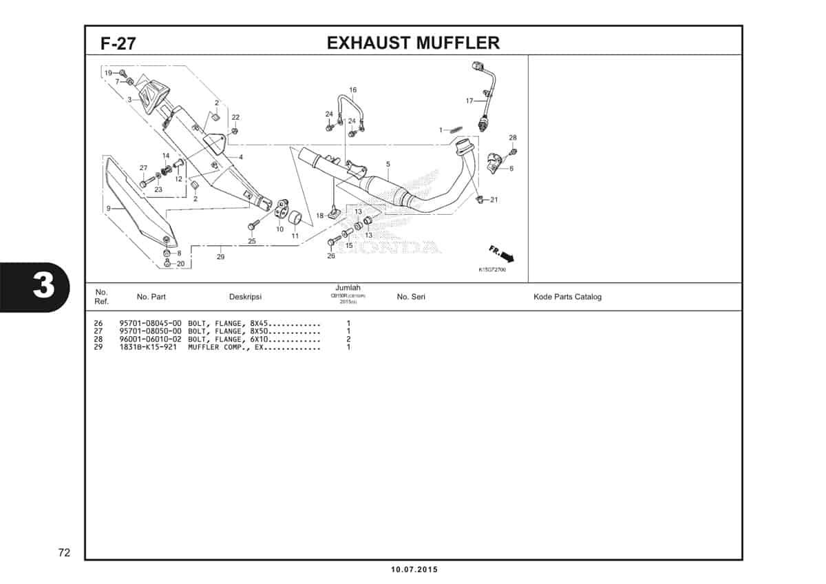 F27 Exhaust Muffler 2
