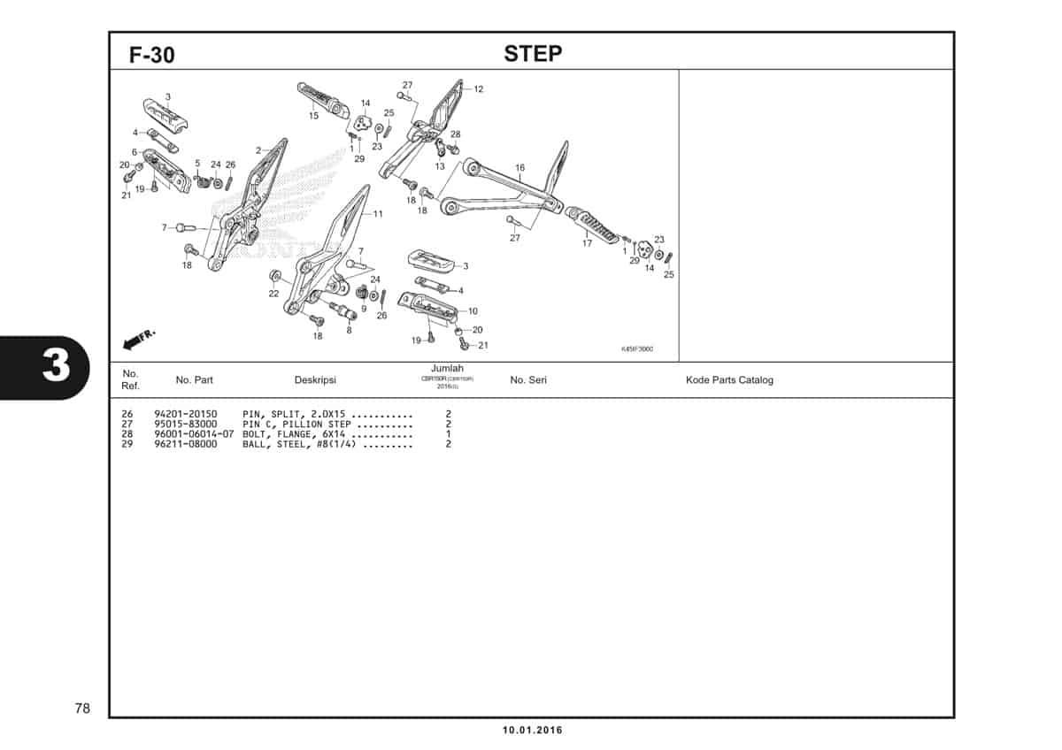 f30 step - 2